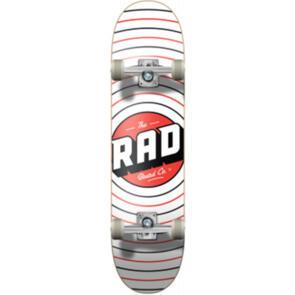 RAD BOARD CO PROGRESSIVE COMPLETE ECHO - WHITE 8.125