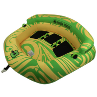 RADAR 2019 TEACUP YELLOW GREEN 3 PERSON TUBE