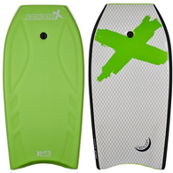 RANDOM X KRYPTO BODYBOARD GREEN 42