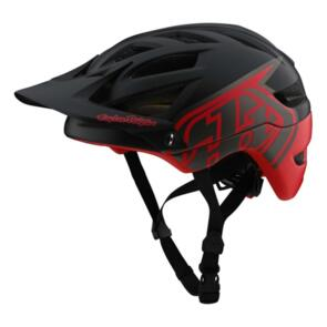 TROY LEE DESIGNS 2020 A1 AS MIPS CLASSIC BLACK / RED
