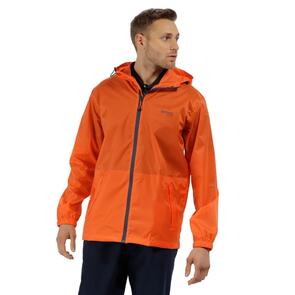 REGATTA PACK IT JACKET MAGMA ORANGE
