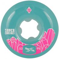RICTA 53MM SUPER CRYSTALS TEAL 99A