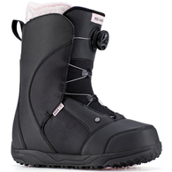 RIDE 2019 WOMENS HARPER BOOTS BLACK