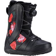RIDE 2019 WOMENS SAGE BOOTS BLACK ROSE