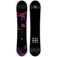 RIDE 2020 WOMENS COMPACT SNOWBOARD 138