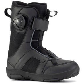 RIDE 2021 YOUTH NORRIS BOOTS BLACK
