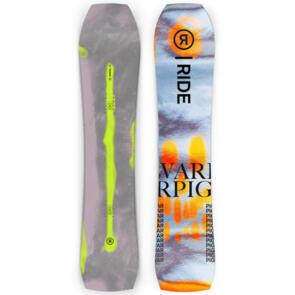 RIDE 2022 WARPIG SNOWBOARD