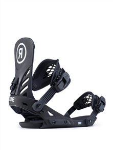 RIDE 20 EX BINDINGS BLACK