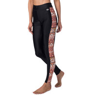 RIP CURL WETSUITS 2019 WOMENS YARDAGE SURF PANT RUST