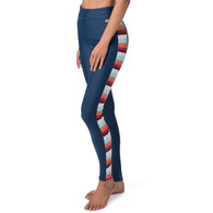 RIP CURL WETSUITS 2019 WOMENS YARDAGE SURF PANT SLATE