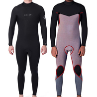 RIP CURL WETSUITS 2020 D/PATROL 43GB B/ZIP STEAMER BLACK