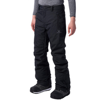RIP CURL SNOW 2020 BASE PANT JET BLACK