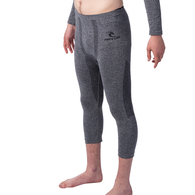 RIP CURL SNOW 2020 GUM LAYER BOTTOMS JET BLACK