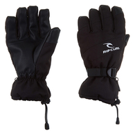 RIP CURL SNOW 2020 RIDER GLOVES MEN JET BLACK