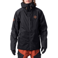 RIP CURL SNOW 2020 SEARCH JACKET JET BLACK
