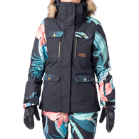 RIP CURL SNOW 2020 WOMENS CHIC JACKET LODEN GREEN