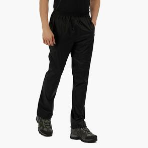 REGATTA PACK IT OVER PANT BLACK