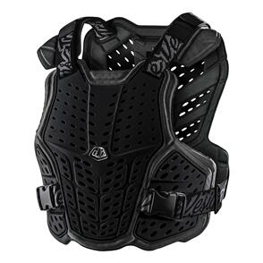 TROY LEE DESIGNS 2021 YOUTH ROCKFIGHT CHEST PROTECTOR BLACK