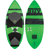 RONIX 2019 KOAL SURFACE THUMBTAIL+ LIME GREEN PEARL BL 4'4""