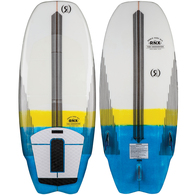 RONIX 2019 KOAL W/ TECHNORA CROSSOVER WHITE YELLOW BLUE 4'5""