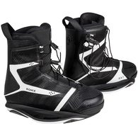RONIX 2019 RXT NAKED BOOTS BLACK BRIGHT WHITE