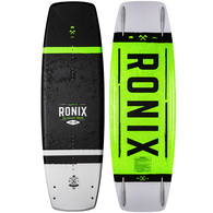 RONIX 2020 DISTRICT - TEXTURED BLACK / WHITE / GREEN - 138