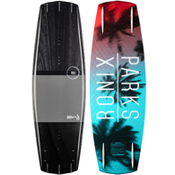 RONIX 2020 PARKS - MODELLO - PAINTED &  WOODGRAIN BLACK - 144