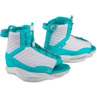 RONIX 2020 WOMENS LUXE - WHITE / BLUE ORCHID