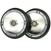 ROOT 110MM AIR WHEELS - BLACK / MIRROR 2 PACK