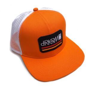 DARKROOM ROVER MESH CAP ORANGE