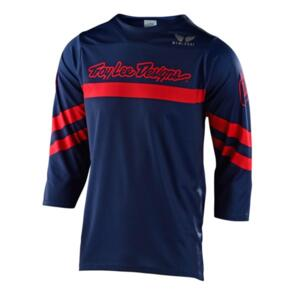 TROY LEE DESIGNS 2020 RUCKUS 3/4 JERSEY FACTORY NAVY / RED