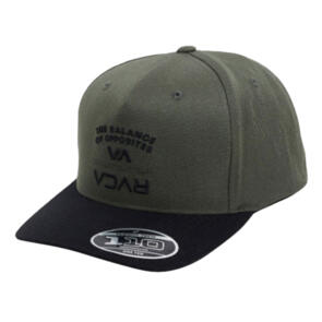 RVCA BEND IT PINCHED TRUCKER FATIGUE