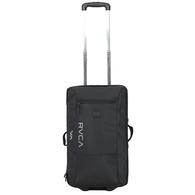 RVCA EASTERN SMALL ROLLER BAG BLACK