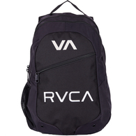 RVCA PACK IV BACKPACKS BLACK