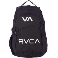 RVCA PACK IV BACKPACKS BLACK