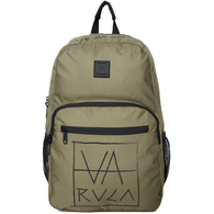 RVCA SCUM BACKPACK CADET GREEN