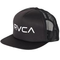 RVCA TRKR BLACK CAP
