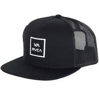 RVCA VA ALL THE WAY CAP BLACK