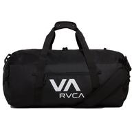 RVCA VENTS TRAIN DUFFLE BAG BLACK