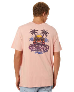 SWELL SURGE SS TEE CORAL DUST