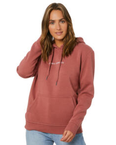 SWELL WOMENS VACATION HOOD DUSTY ROSE
