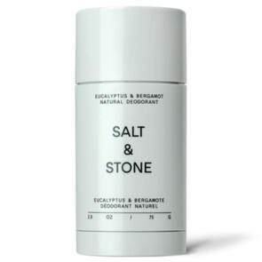SALT AND STONE NATURAL DEODARANT EUCALYPTUS + BERGAMONT