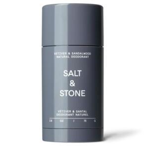 SALT AND STONE NATURAL DEODORANT VETIVER + SANDALWOOD