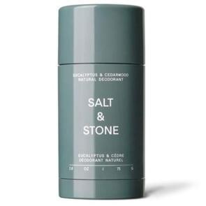 SALT AND STONE NATURAL DEODORANT EUCALYPTUS + CEDARWOOD