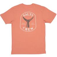 SALTY CREW FISHSTONE PREMIUM S/S TEE CORAL