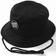 SANTA CRUZ APTOS 2 BUCKET HAT BLACK