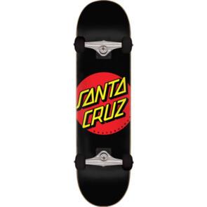 SANTA CRUZ CLASSIC DOT FULL COMPLETE BLACK 8X31.25