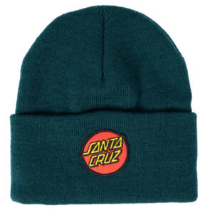 SANTA CRUZ OTHER DOT BEANIE CYPRESS