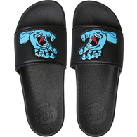 SANTA CRUZ SCREAMING HAND STANDARD SLIDE BLACK