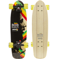 SECTOR 9 BOB MARLEY NATTY DREAD CRUISER 26.5""